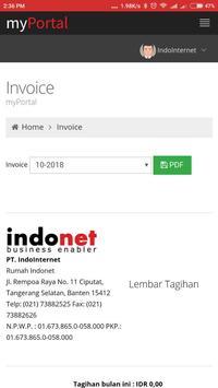 myIndonet screenshot 4