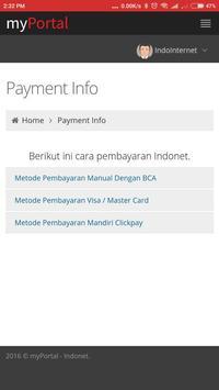 myIndonet screenshot 3