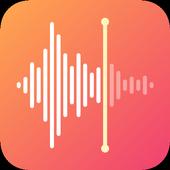 مسجل الصوت و مذكرات صوتية – تطبيق لتسجيل الصوت أيقونة
