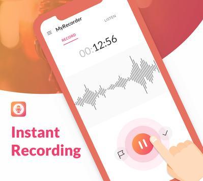 Voice Recorder & Voice Memos - Voice Recording App poster