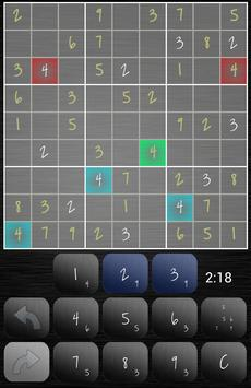 Sudoku PRO स्क्रीनशॉट 3