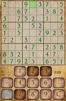 Sudoku PRO स्क्रीनशॉट 1