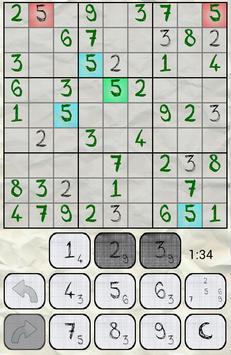 Sudoku PRO स्क्रीनशॉट 2