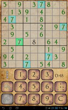 Sudoku PRO स्क्रीनशॉट 5