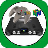 N64 Emulator - FZ Mupen64Plus - Arcade Games icon