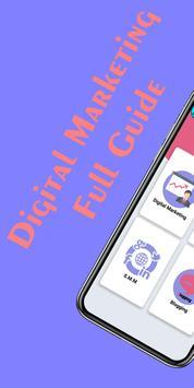 Digital Marketing Full Guide poster