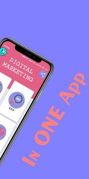 Digital Marketing Full Guide screenshot 1