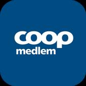 Coop medlem icon