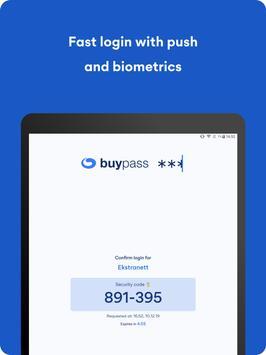 Buypass Code Screenshot 6
