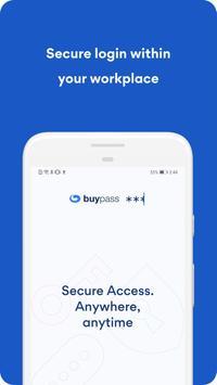 Buypass Code Plakat