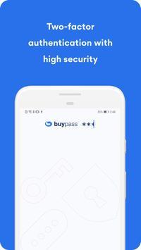 Buypass Code Screenshot 1