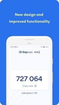 Buypass Code Screenshot 3