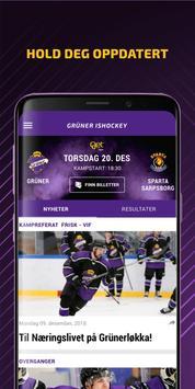 Grüner Ishockey screenshot 2