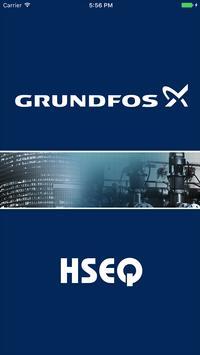Grundfos (NO) HSEQ poster
