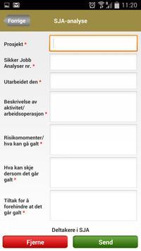 KLIMA HSEQ screenshot 4