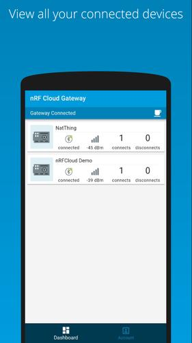 nRF Cloud Gateway for Android - APK Download