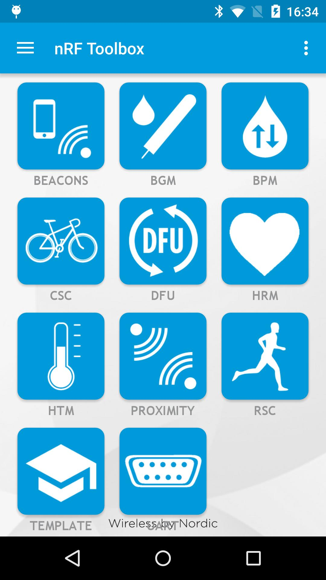 nRF Toolbox for Android - APK Download