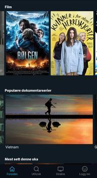 NRK TV screenshot 1
