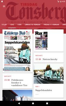 Tønsbergs Blad screenshot 10