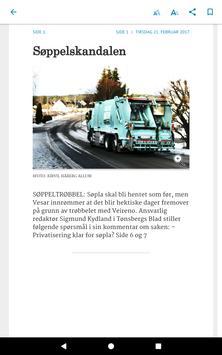 Tønsbergs Blad screenshot 12