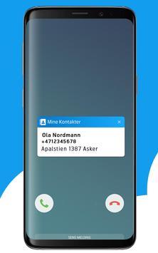 Mine Kontakter screenshot 2