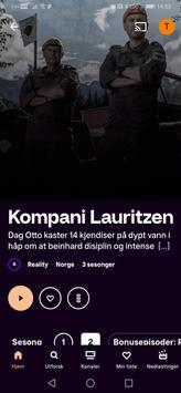 TV 2 Play screenshot 1