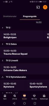 TV 2 Play screenshot 5