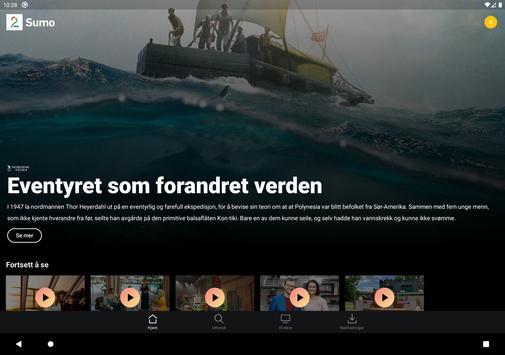 TV 2 Sumo screenshot 8