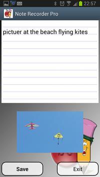 Note Recorder Pro screenshot 5