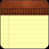 Блокнот экране блокировки - Заметки с напоминанием иконка