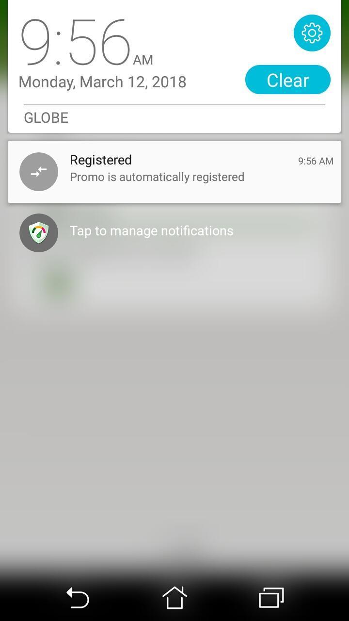 Auto-Register Globe, Smart, Sun, TnT Prepaid Promo for