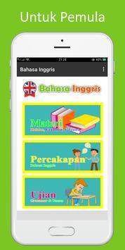 Bahasa Inggris poster