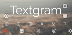 Textgram X - Write on photos