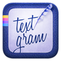 Textgram X - Write on photos