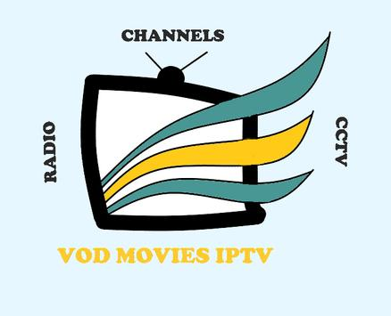 Free IPTV Movies M3U screenshot 1