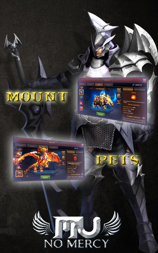 Mu Origin NoMercy - Free MMORPG (New Version) for Android