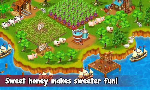 Hay Farm Day screenshot 8