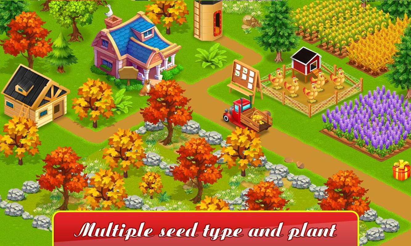 little big farm mod apk unlimited money and gems