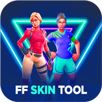 FFF FF Skin Tool, Elite pass Bundles, Emote, skin APK