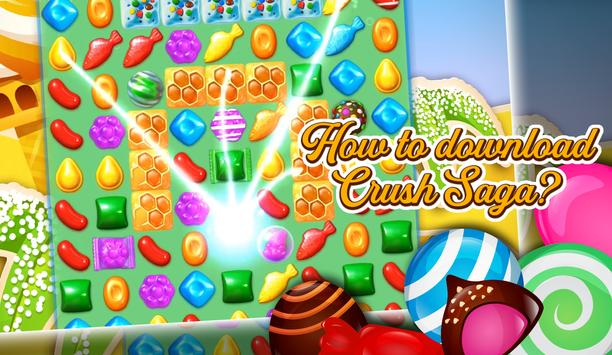 Conclude Guide Candy Crush Saga poster