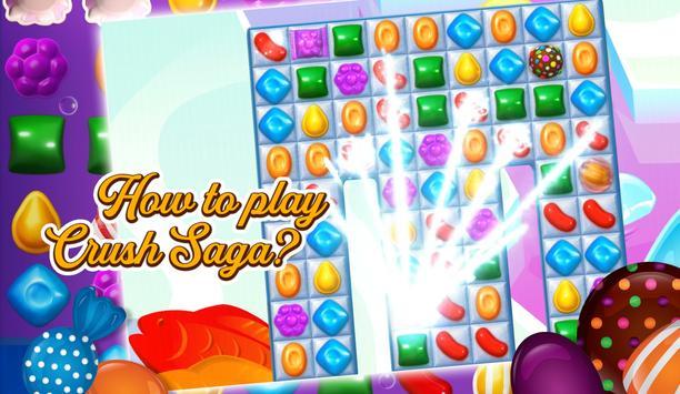 Conclude Guide Candy Crush Saga screenshot 1