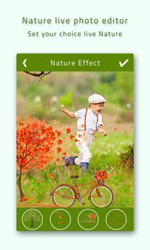 Live Nature Photo Editor : Cinemagraph screenshot 1