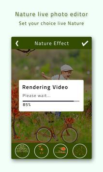 Live Nature Photo Editor : Cinemagraph screenshot 2