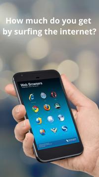 Browser NAU poster