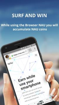 Browser NAU screenshot 1