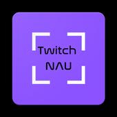 TwitchNAU icono
