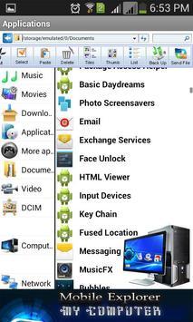 My Computer Mobile Explorer screenshot 4