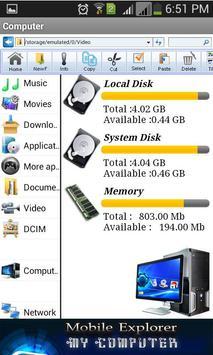 My Computer Mobile Explorer screenshot 18