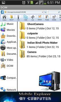 My Computer Mobile Explorer screenshot 3