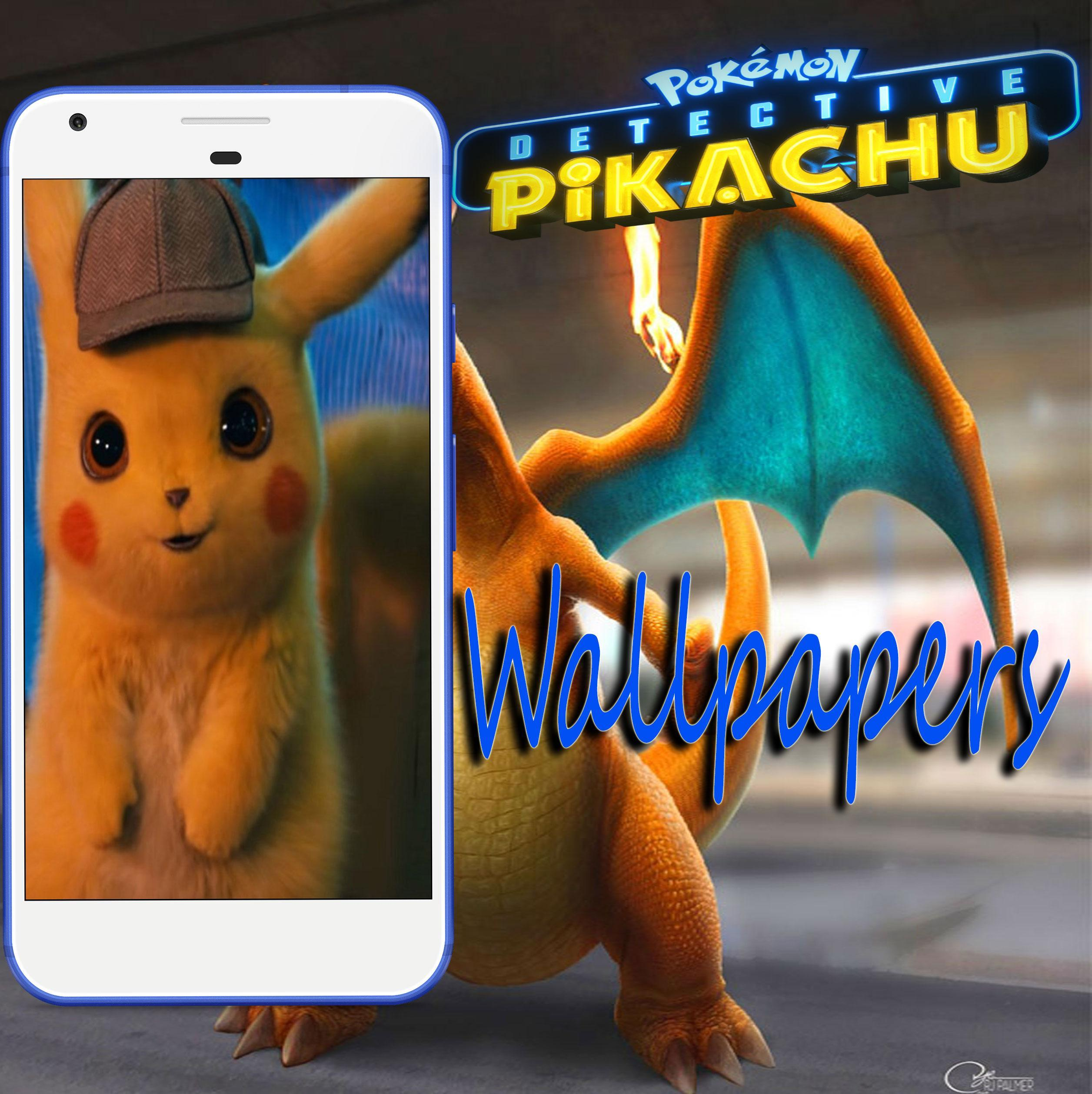 Pokemon Detective Pikachu 4k Wallpapers Offline For Android Apk